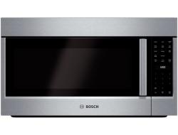 Brand: Bosch, Model: HMV8052U, Style: 1.8 cu. ft. Over-the-Range Microwave Oven
