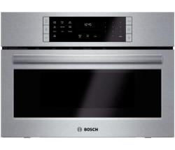 Brand: Bosch, Model: HMC87151UC, Color: Stainless Steel
