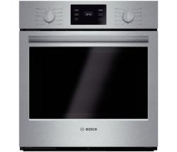Brand: Bosch, Model: HBN5451UC, Style: 27 Inch Single Electric Wall Oven
