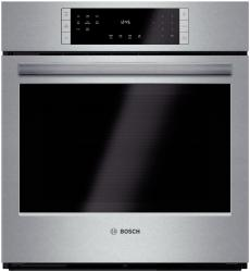 Brand: Bosch, Model: HBN8451UC, Style: 27 Inch Single Electric Wall Oven