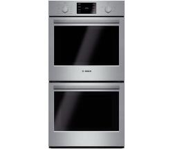 Brand: Bosch, Model: HBN5651UC, Style: 27 Inch Double Electric Wall Oven
