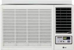 Brand: LG, Model: LW2414HR, Style: 23,500 BTU Room Air Conditioner