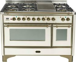Brand: Ilve, Model: UM120FMPRBY, Color: Antique White