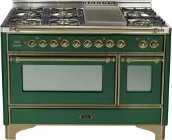 Brand: Ilve, Model: UM120FMPRBY, Color: Emerald Green