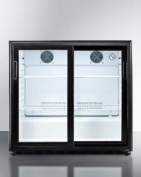 Brand: SUMMIT, Model: , Color: Black Cabinet