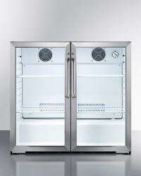 Brand: SUMMIT, Model: SCR7052D, Color: Stainless Steel