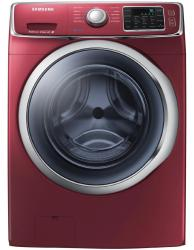 Brand: Samsung, Model: WF42H5400AW, Color: Merlot