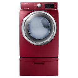 Brand: SAMSUNG, Model: DV42H5400EW, Color: Merlot
