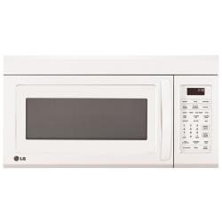 Brand: LG, Model: LMV1831ST, Color: Smooth White