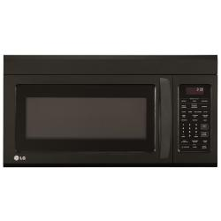 Brand: LG, Model: LMV1831ST, Color: Smooth Black