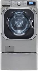 Brand: LG, Model: WM8500HVA, Style: 29 Inch 5.2 cu. ft. Front Load Washer