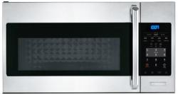 Brand: Electrolux, Model: EI30SM35QS, Style: 1.5 cu. ft. Over-the-Range Microwave