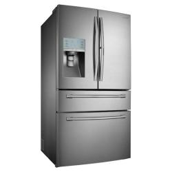 Brand: SAMSUNG, Model: RF30HDEDBSR, Style: 30 Cu. Ft. French Door Refrigerator