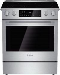 Brand: Bosch Benchmark, Model: HEIP054U, Color: Stainless Steel