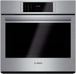 Brand: Bosch Benchmark, Model: HBLP451UC, Style: 30 Inch Single Electric Wall Oven