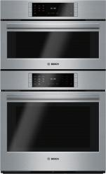 Brand: Bosch Benchmark, Model: HSLP751UC, Color: Stainless Steel