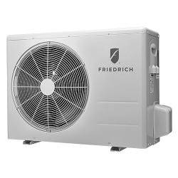Brand: FRIEDRICH, Model: M18CJ, Style: 17,000 BTU Single Zone Wall-Mount Ductless Split System