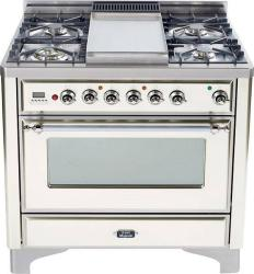 Brand: Ilve, Model: UM906MPRBX, Color: Antique White