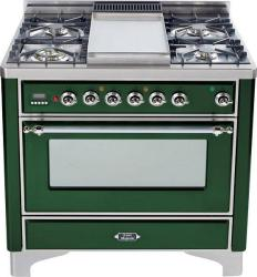 Brand: Ilve, Model: UM906MPRBX, Color: Emerald Green
