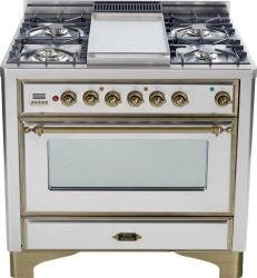 Brand: Ilve, Model: UM906MPAY, Color: Stainless Steel