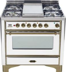 Brand: Ilve, Model: UM906MPAY, Color: Antique White