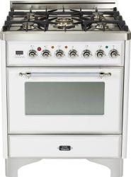 Brand: Ilve, Model: UM76DVGGBX, Color: Antique White