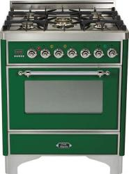 Brand: Ilve, Model: UM76DVGGBX, Color: Emerald Green
