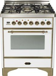 Brand: Ilve, Model: UM76DVGGY, Color: Antique White