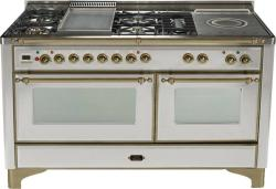 Brand: Ilve, Model: UM150FSMPAY, Color: Antique White