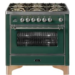 Brand: Ilve, Model: UM906VGGRBY, Color: Emerald Green