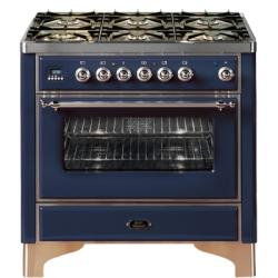 Brand: Ilve, Model: UM906VGGRBY, Color: Midnight Blue