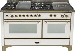 Brand: Ilve, Model: UM150FMPMY, Color: Antique White