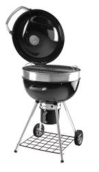 Brand: Napoleon, Model: PRO22KLEG, Style: 23 Inch Portable Charcoal Kettle Grill