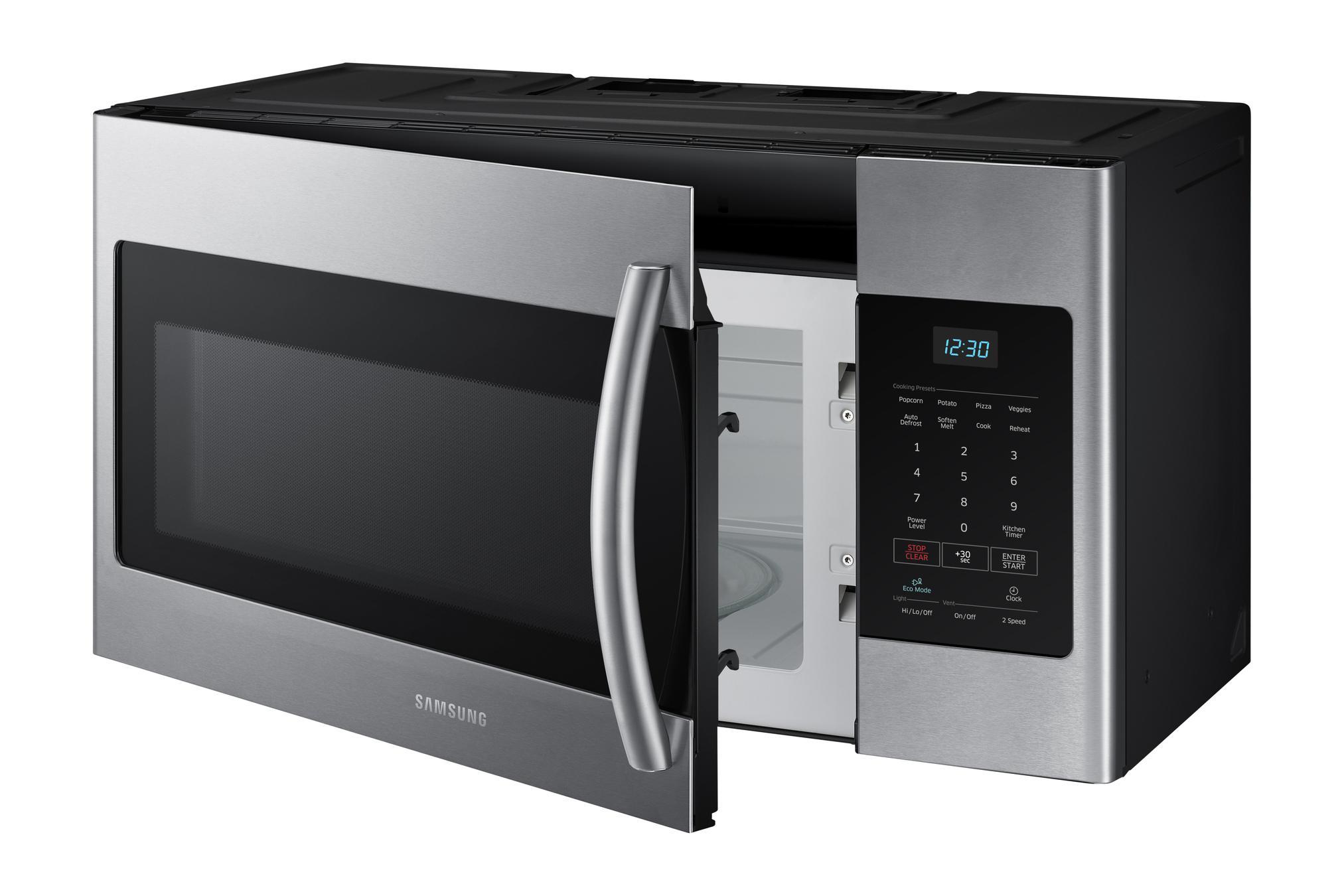 Me16h702se Samsung Me16h702se Over The Range Microwaves