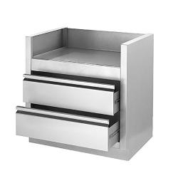 Brand: Napoleon, Model: IMUGC300, Style: 2 Drawer Under Grill Cabinet