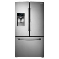Brand: Samsung, Model: RF28HDEDTSR, Style: 27.8 cu. ft. French Door Refrigerator