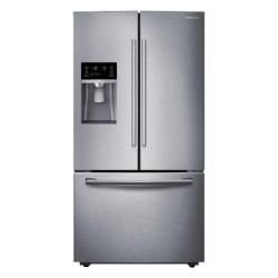 Brand: SAMSUNG, Model: RF23HCEDTSR, Style: 22.5 cu. ft. Counter-Depth French Door