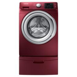 Brand: SAMSUNG, Model: WF42H5200AW, Color: Merlot