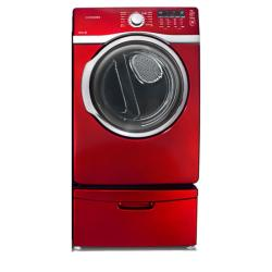 Brand: Samsung, Model: DV395GTPARA, Color: Red