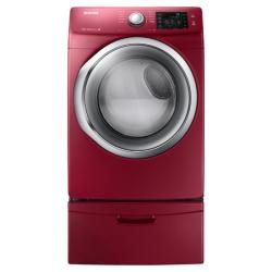 Brand: Samsung, Model: DV42H5200E, Color: Merlot