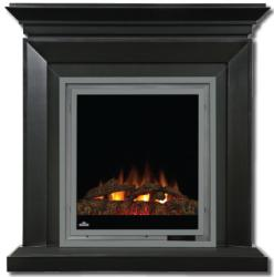 Brand: Napoleon, Model: EFMD30K, Style: Glass Fireplace