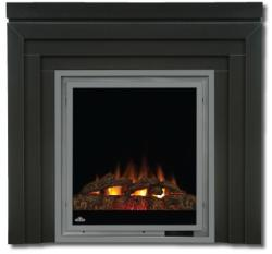 Brand: Napoleon, Model: EFMM30GK, Style: Electric Fireplace With