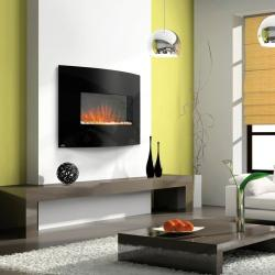 Brand: Napoleon, Model: EFC32, Color: Wall Mount Electric Fireplace