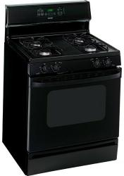 Brand: HOTPOINT, Model: RGB790BEKBB, Color: Black