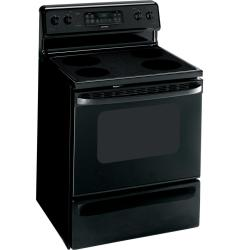 Brand: HOTPOINT, Model: RB790DPWW, Color: Black