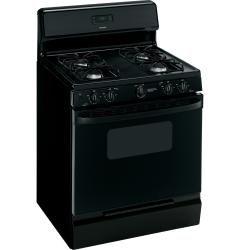 Brand: HOTPOINT, Model: RGB533DEPBB, Color: Black