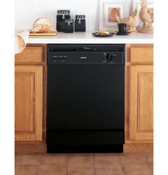 Brand: HOTPOINT, Model: HDA3400GCC, Color: Black