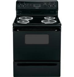 Brand: HOTPOINT, Model: RB526DHWW, Color: Black