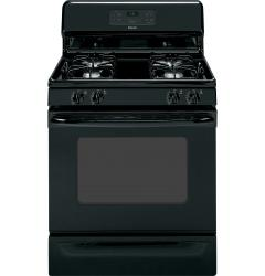 Brand: HOTPOINT, Model: RGB530DEH, Color: Black