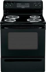 Brand: HOTPOINT, Model: RB720DHBB, Color: Black